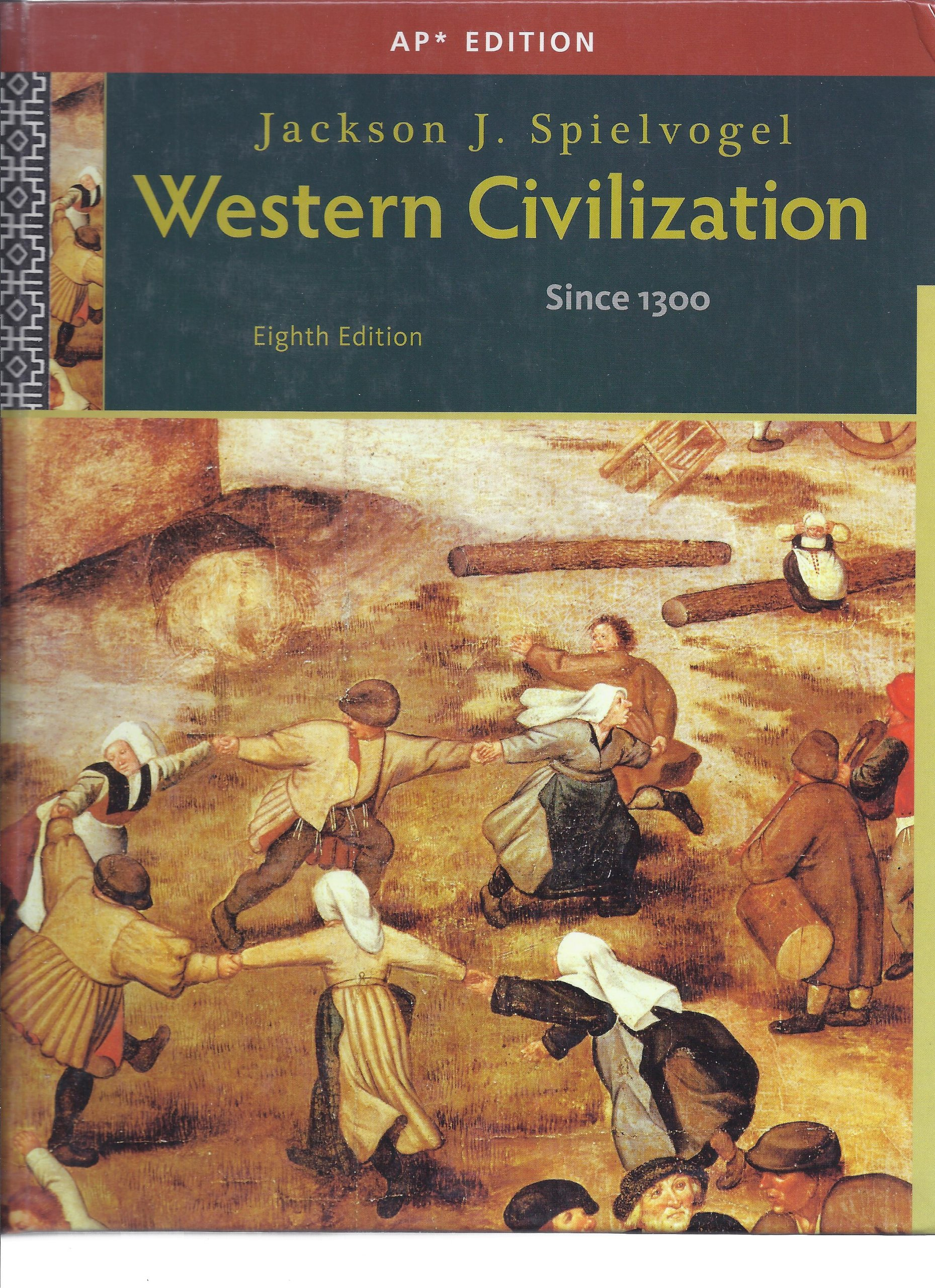 Western civilization since 1300 8th edition jackson j western civilization since 1300 8th edition jackson j spielvogel 9780495912590 amazon books fandeluxe Images