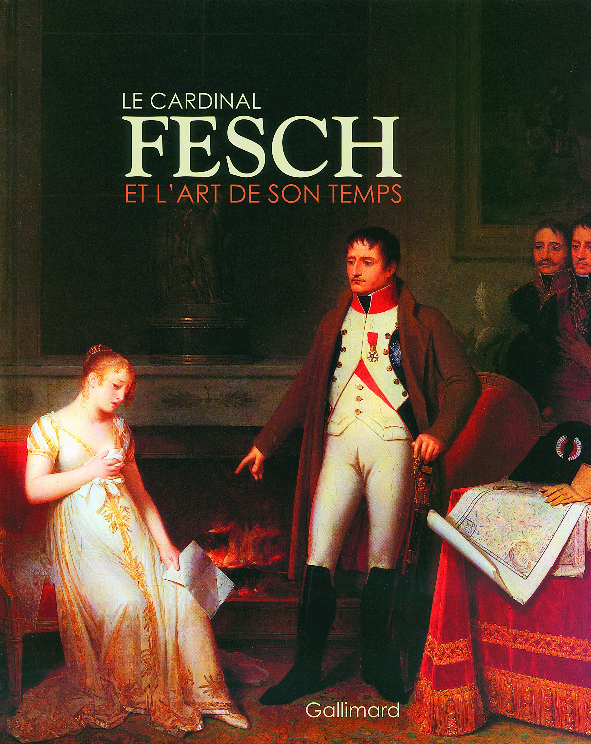 Le cardinal Fesch et l'art de son temps: Fragonard, Marguerite Gérard, Jacques Sablet, Louis-Leopold Boilly... (French Edition) pdf