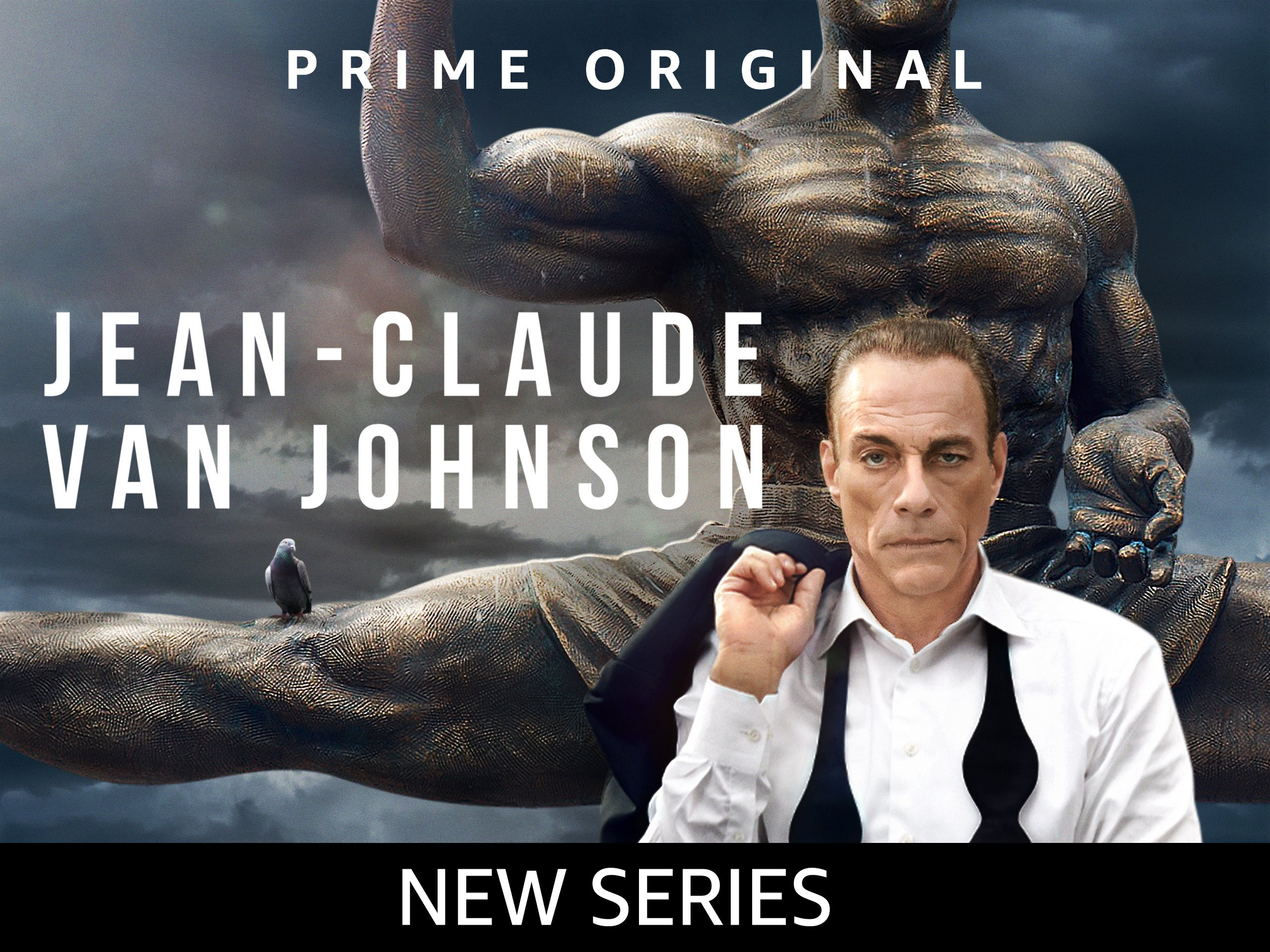 Amazon.com: Jean-Claude Van Johnson - Season 1: Jean-Claude Van ...