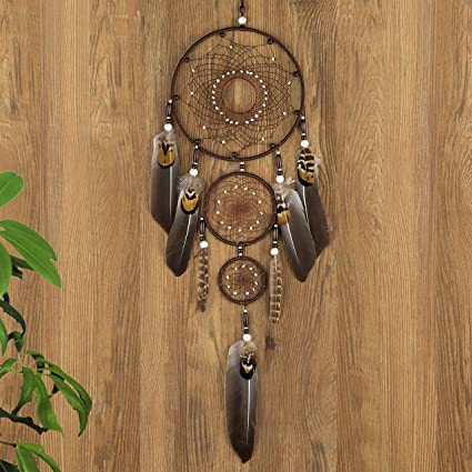 Amazon Ricdecor Dream Catcher Handmade Traditional White Adorable Dream Catcher To Hang In Car