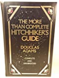 More Than Complete Hitchhiker's Guide: Complete & Unabridged