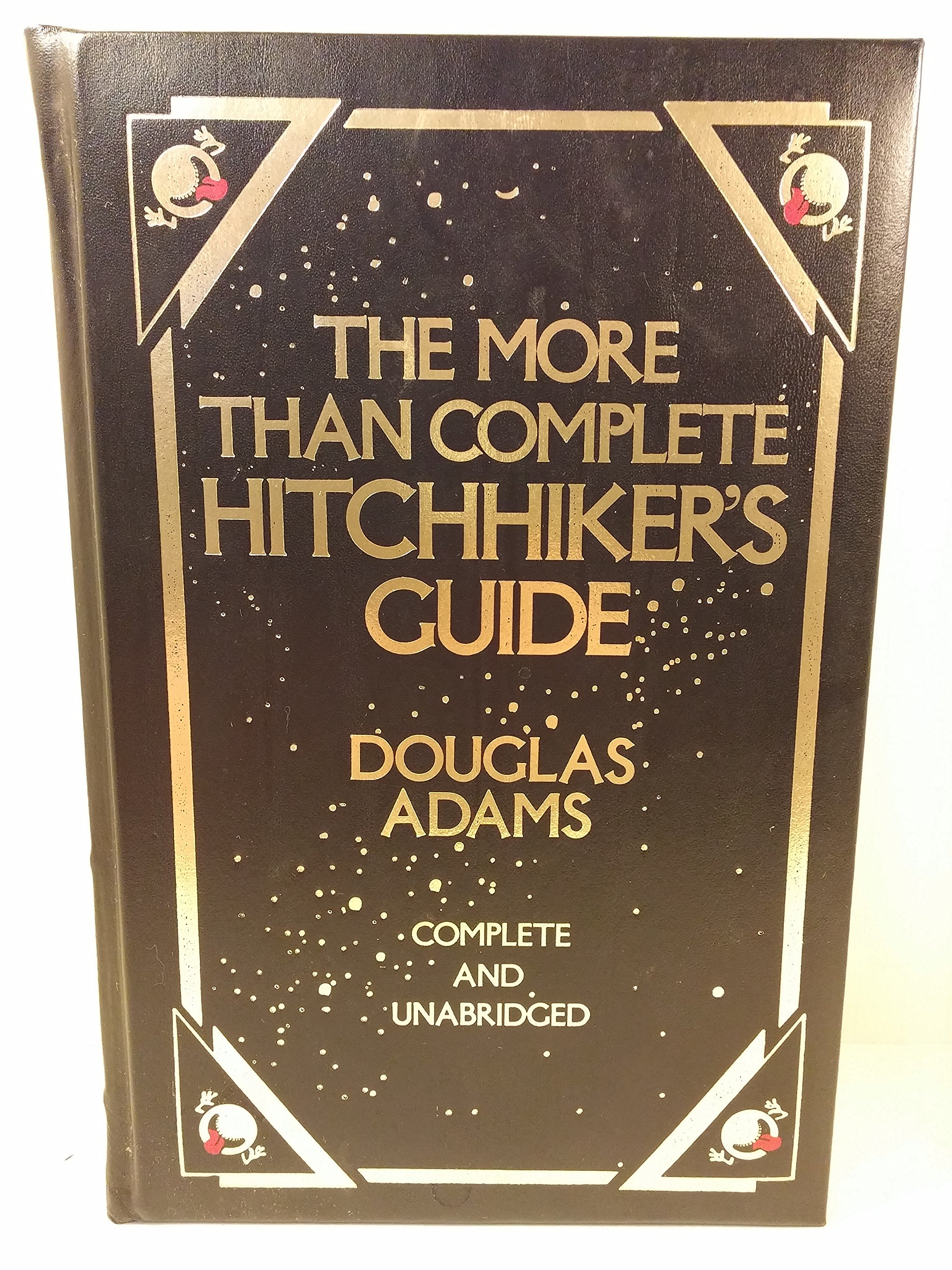 More Than Complete Hitchhiker's Guide: Complete & Unabridged, Adams, Douglas