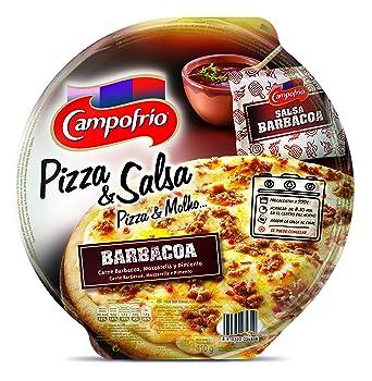Campofrío - Pizza Barbacoa, 410 g