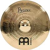 Meinl Cymbals B16TC-B Byzance 16-Inch Brilliant Thin Crash Cymbal (VIDEO)