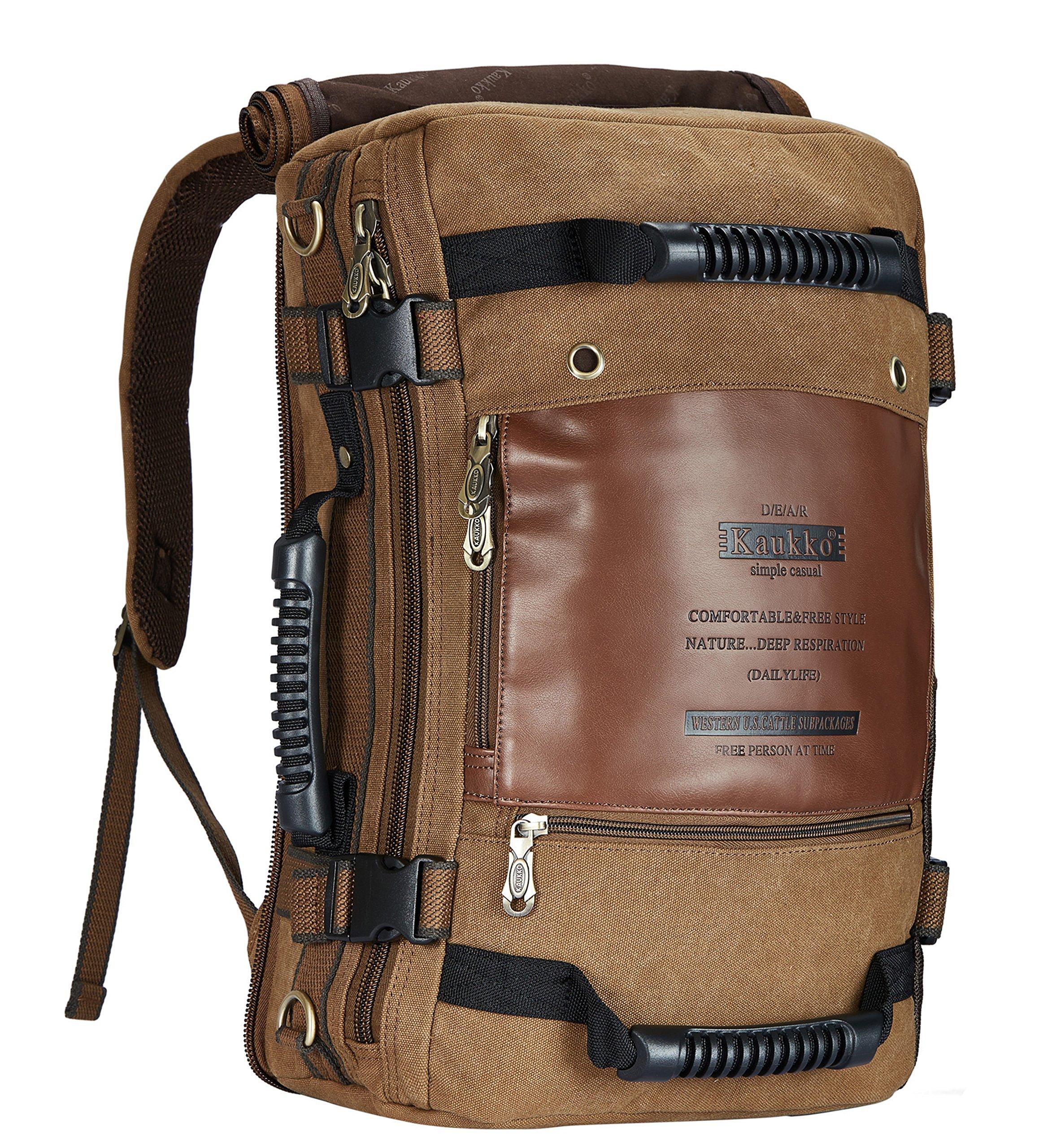 Kaukko Bags - KAUKKO Outdoor Travel Men Backpack e552620166ab5