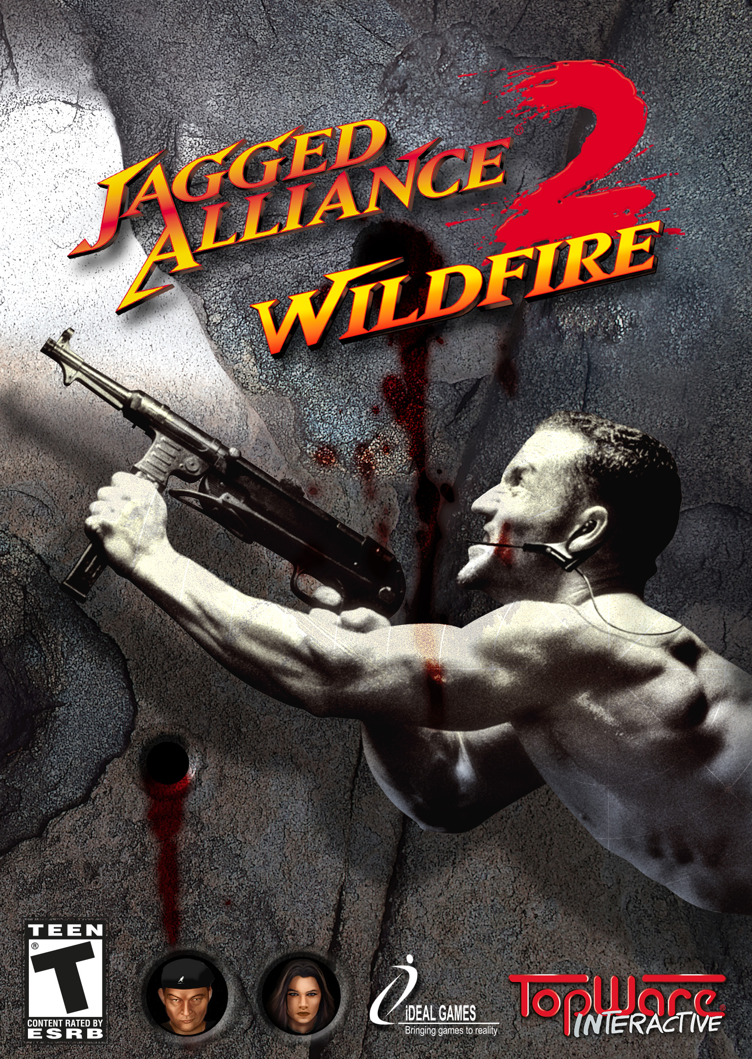 Jagged Alliance 2 Wildfire - International Charges Usps