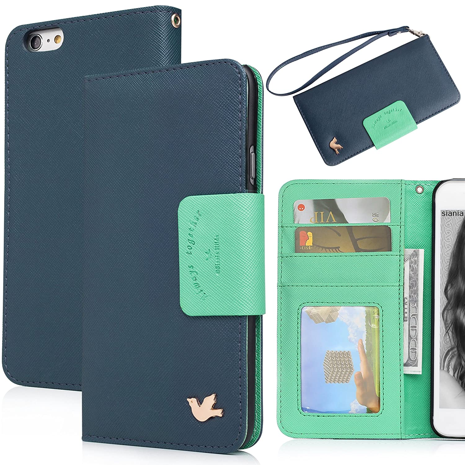 Best Wallet 2020 Top 10 Best iPhone 6 Wallet Case Covers Reviews 2019 2020 on