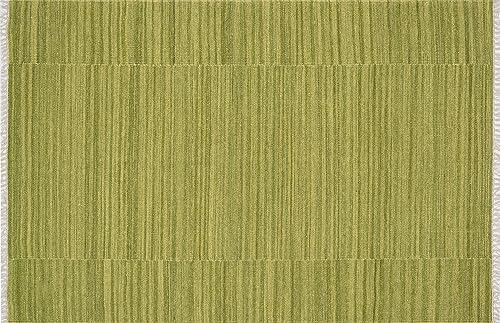 Loloi ANZIAO-01AG005076 Anzio Area Rug, 5 -0 x 7 -6 , Apple Green