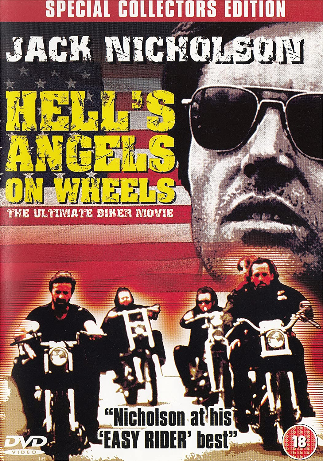 Hells Angels on Wheels Repro Advertising POSTER