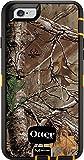 OtterBox Defender 77-52139 Mobile Case for Apple iPhone 6/ 6s (Black)