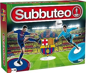Subbuteo 63577, Juego FC Barcelona, Edición 4 (2017/18): Amazon.es ...