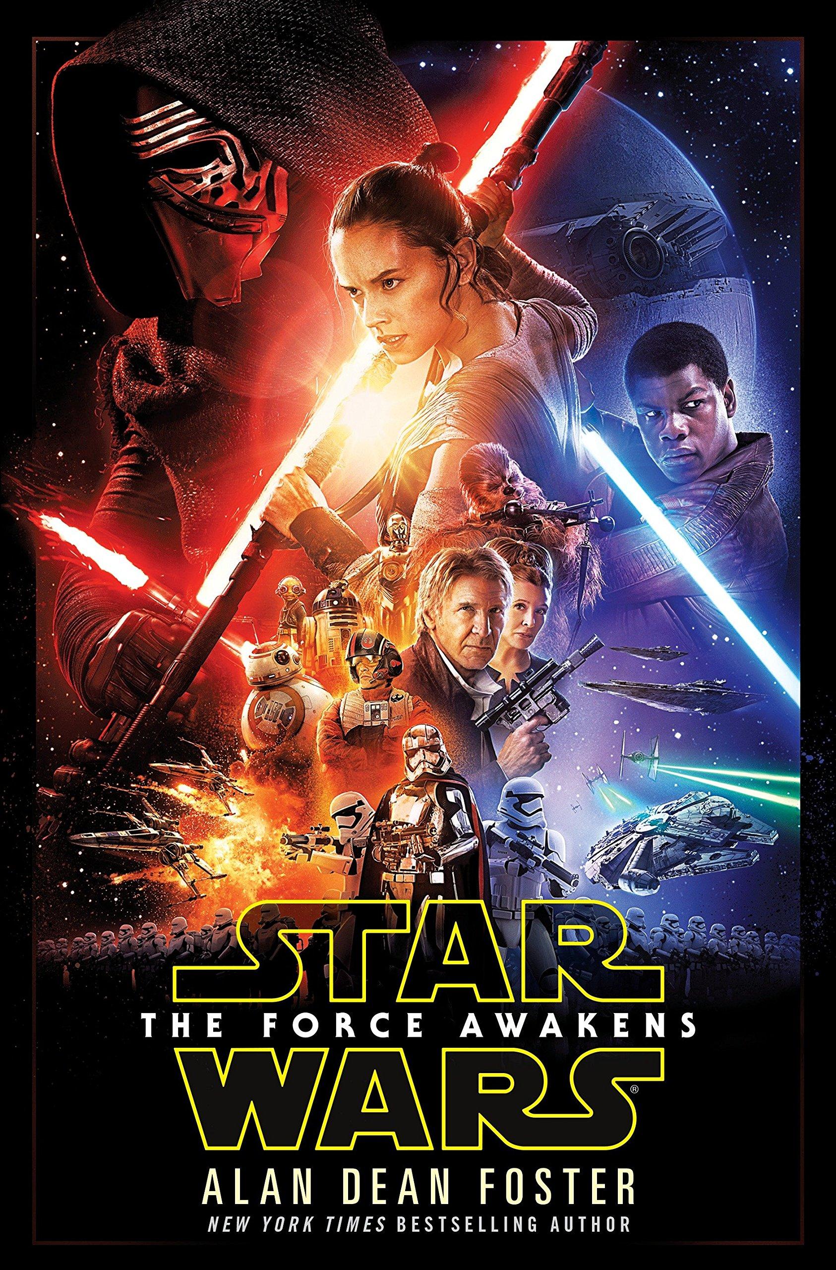 The Force Awakens (Inglese) Copertina rigida – 5 gen 2016 Alan Dean Foster Del Rey 1101965495 Fiction