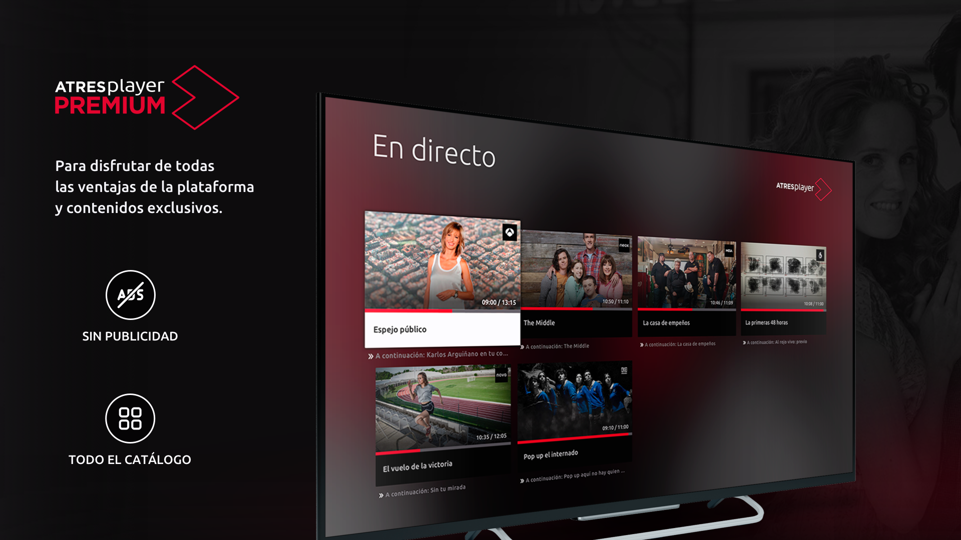 ATRESplayer: Amazon.es: Appstore para Android
