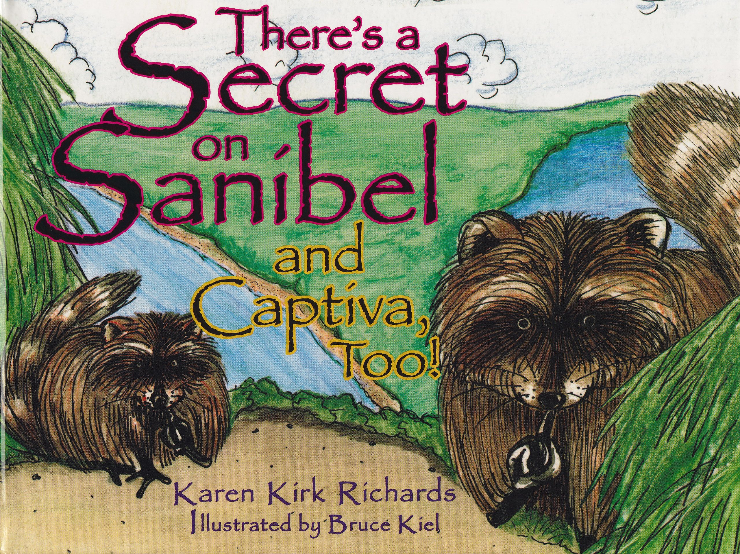 There's a Secret on Sanibel and Captiva, Too! PDF