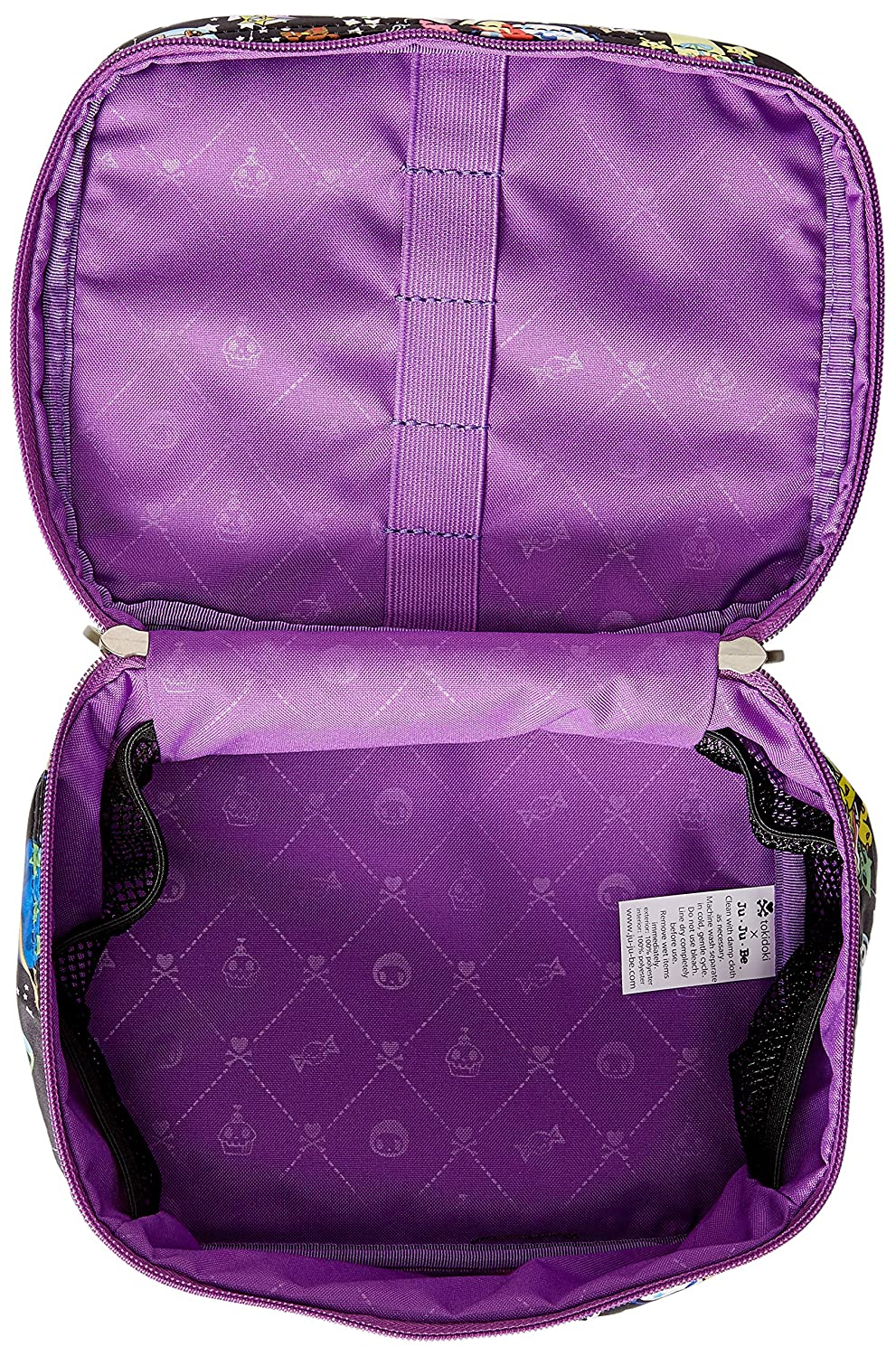 The Queen of The Nile Ju-Ju-Be Be Ready Diaper Bag