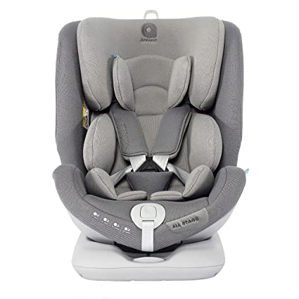 129a6f326e30 APRAMO Baby Car Seat Booster Seat Group 0+ 1 2 3 Combination