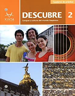 Descubre 2 2014 edition student edition vhl 9781618571991 descubre level 2 cuaderno de practica fandeluxe Gallery