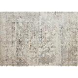 "Loloi Rugs JAVRJV01IVGN2640 Javari Collection Ivory/Granite Contemporary Area Rug, 2'6"" x 4'0"""