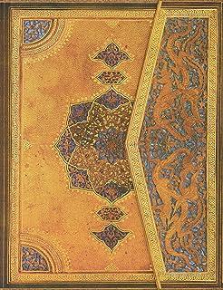 Amazon.com : Safavid Midi Lined Journal : Paperblanks ...