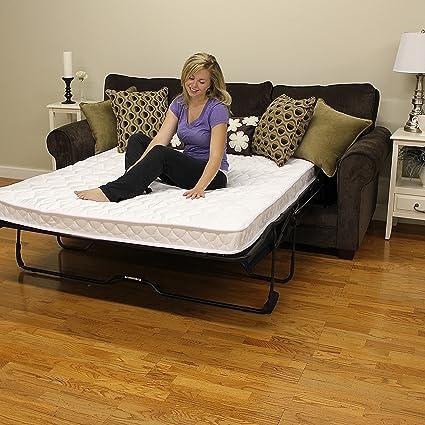 Miraculous Amazon Com Innerspring Replacement Sofa Bed 5 Inch Mattress Creativecarmelina Interior Chair Design Creativecarmelinacom