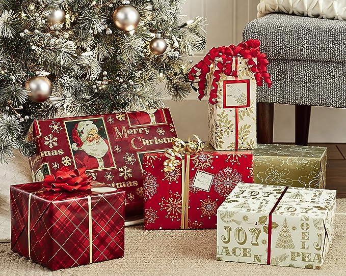 104 Count Self Adhesive Christmas Gift Tags R
