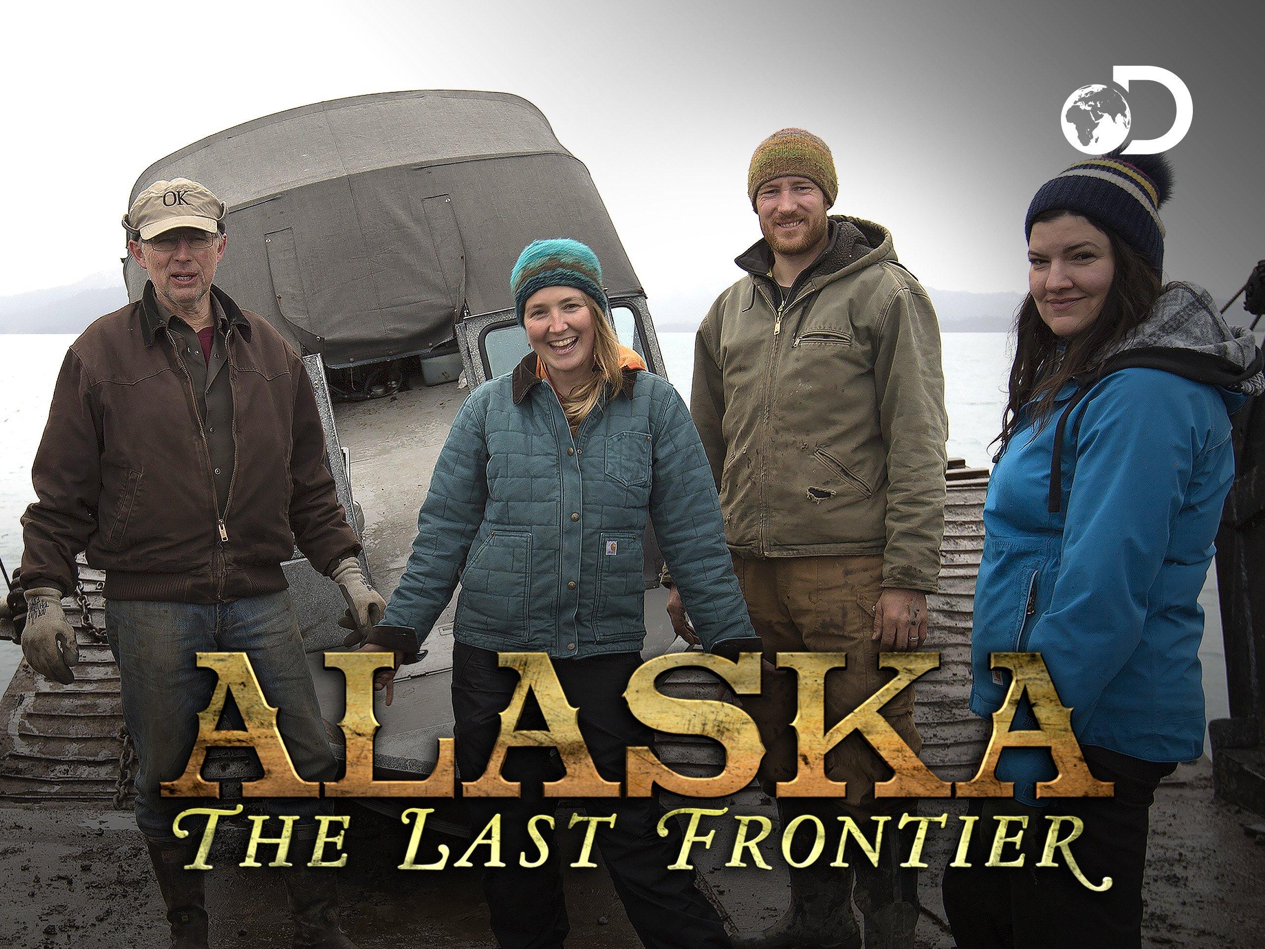 Watch Alaska: The Last Frontier Season 6, Catch Up TV