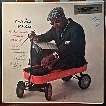 Image result for monk's music