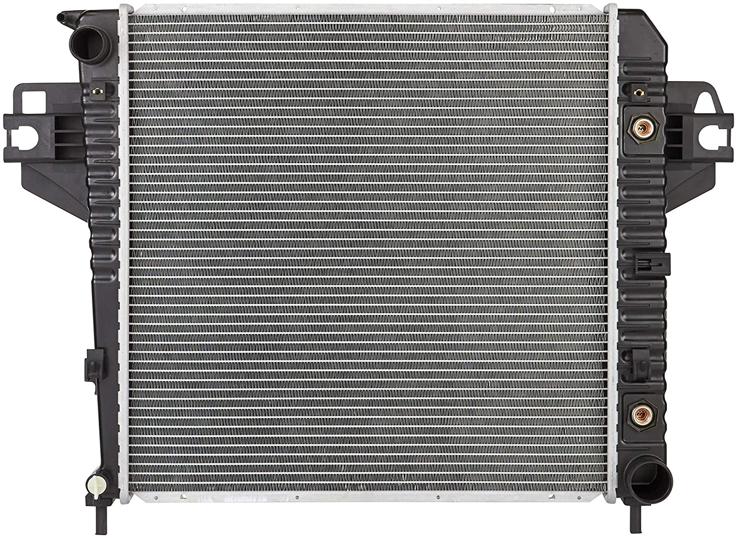Spectra Premium CU2481 Complete Radiator for Jeep Liberty