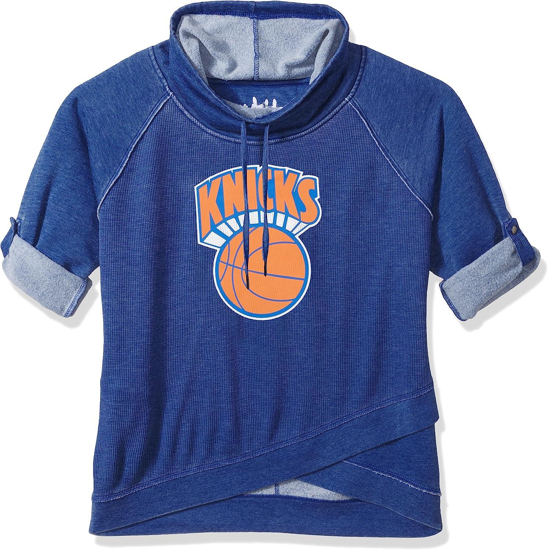 Touch by Alyssa Milano NBA New York Knicks Wildcard Top Plus Royal 2X