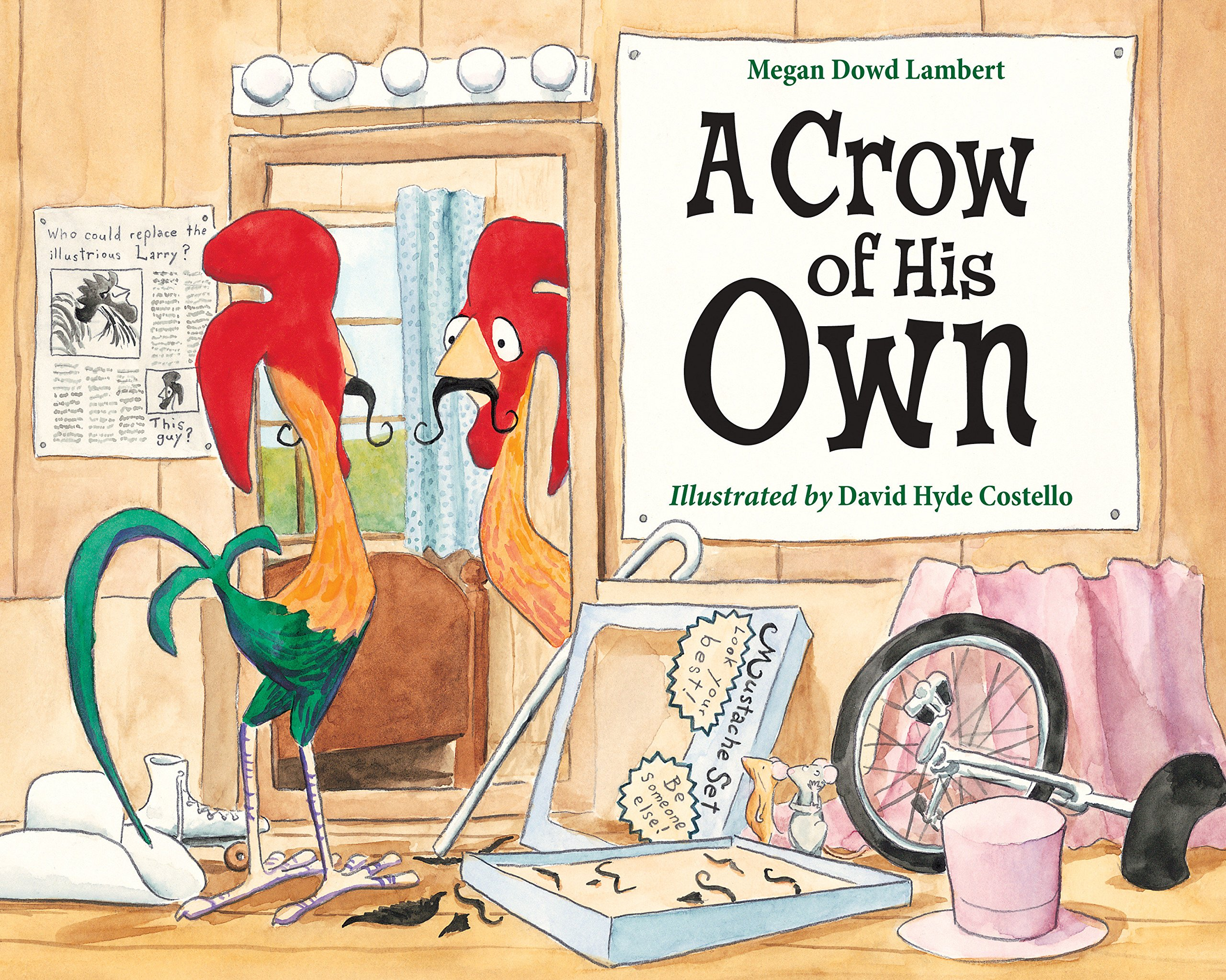 Download A Crow of His Own pdf