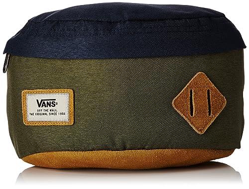 Vans Aliso Hip Pack, Bolso Bandolera Hombre, Verde (Rifle
