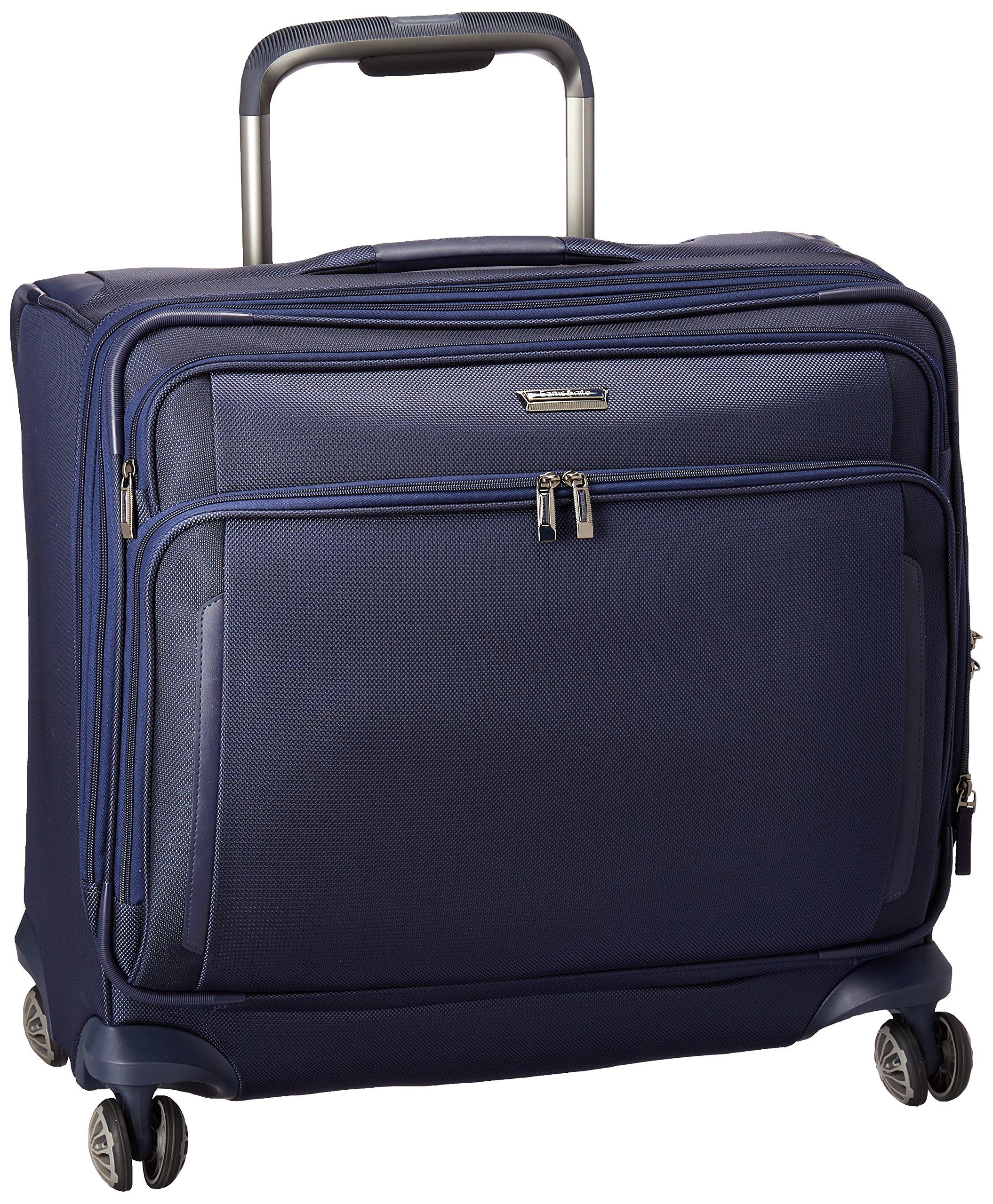 Samsonite Silhouette Xv Softside Medium Glider Case, Twilight Blue