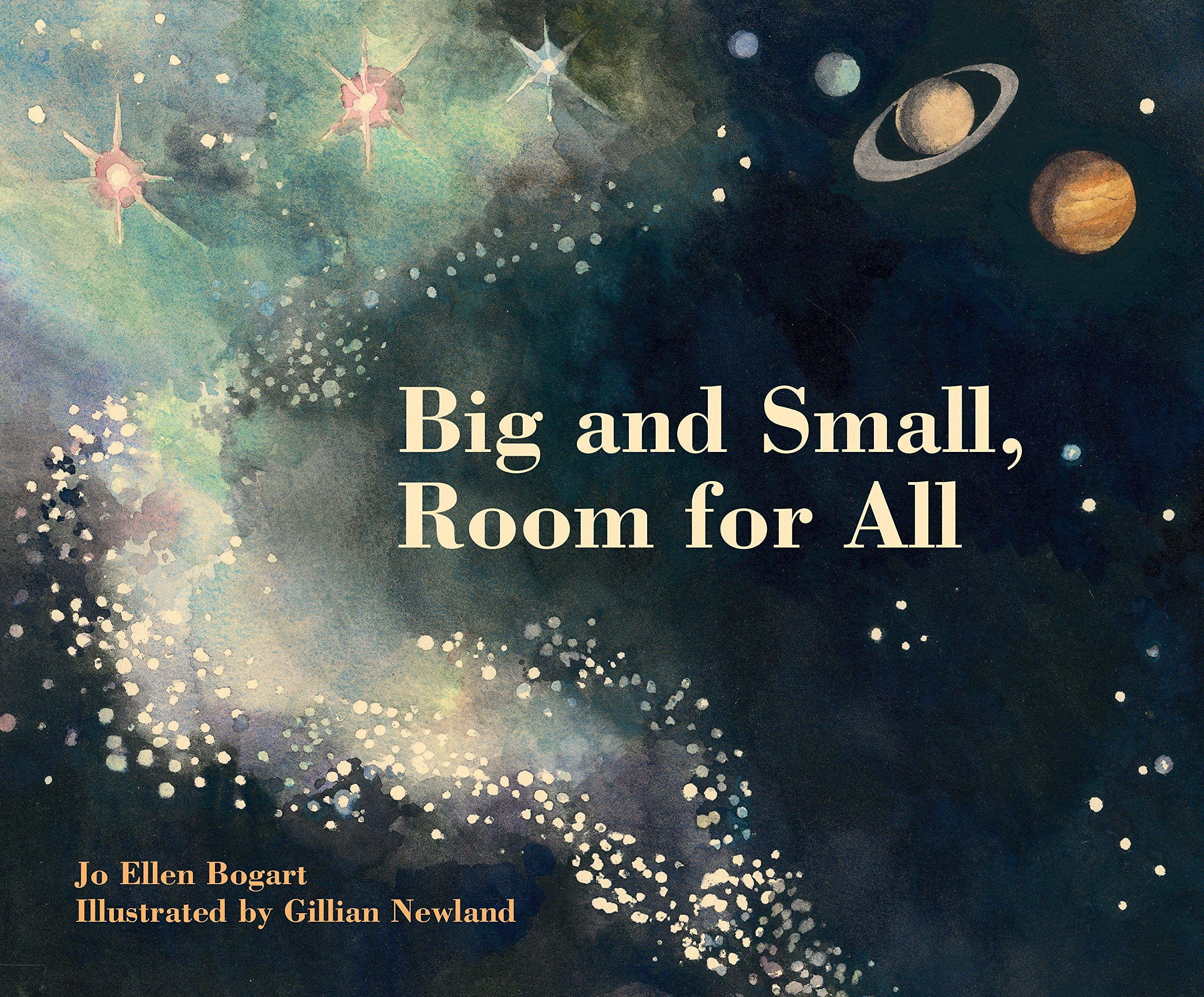 Download Big and Small, Room for All pdf
