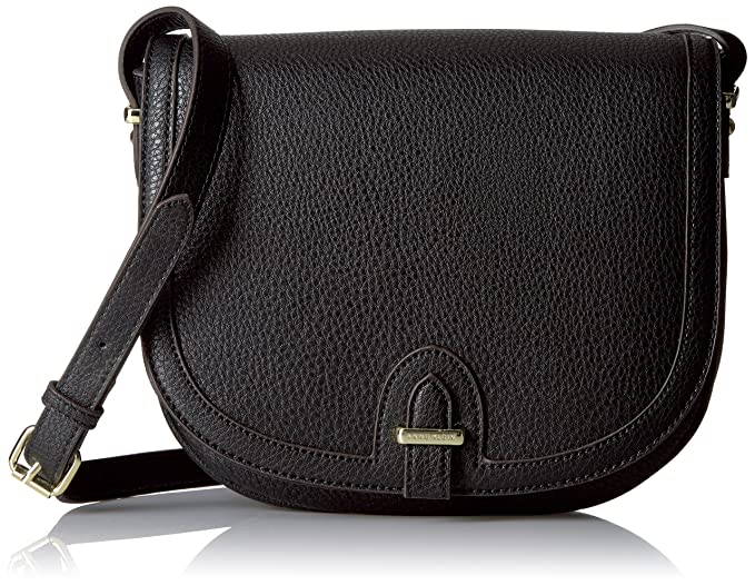 Anne Klein Perfect Tote Small Cross Body, Black