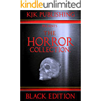 The Horror Collection: Black Edition (THC Book 2) book cover
