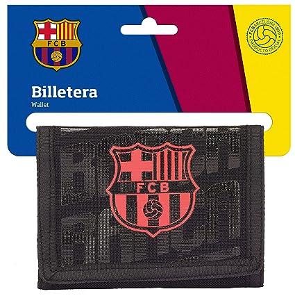 Amazon.com: FC Barcelona Safta - FC Oficial Cartera ...