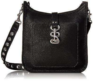 b04bf5a0a Steve Madden Bwylie, Black: Handbags: Amazon.com