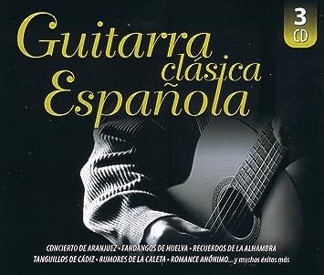Guitarra Clasica Española: Guitarra Clasica Española: Amazon.es ...