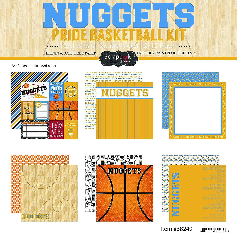 Scrapbook Customs Nuggets Pride Scrapbook Kit