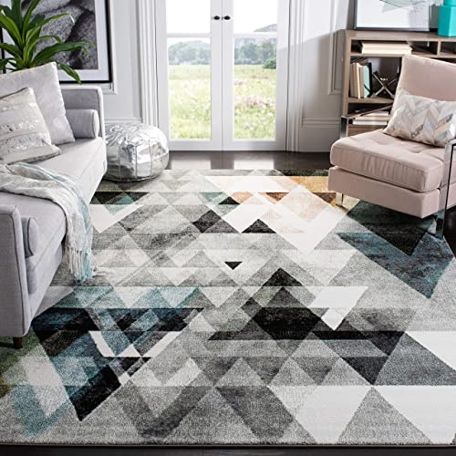 Reviewed: Safavieh Porcello Collection PRL6938C Modern Abstract Non-Shedding Stain Resistant Living Room Bedroom Area Rug