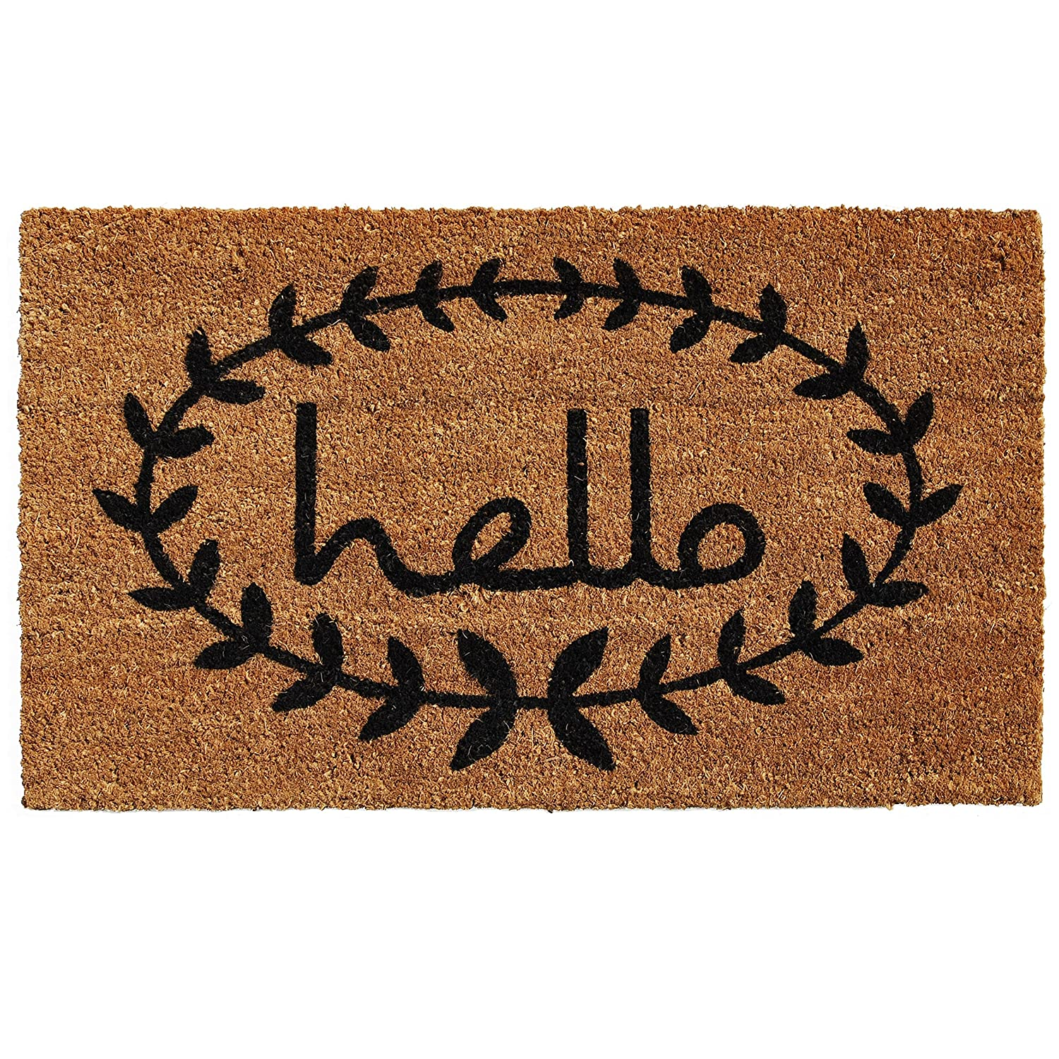 door beaches pin cute custom pineapple decor mats welcome funny doormat personalized mat aloha