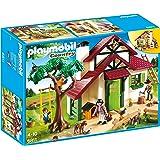 Playmobil 6811 - Jeu - Maison Forestière