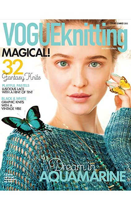 Amazon Vogue Knitting Magazine Appstore For Android