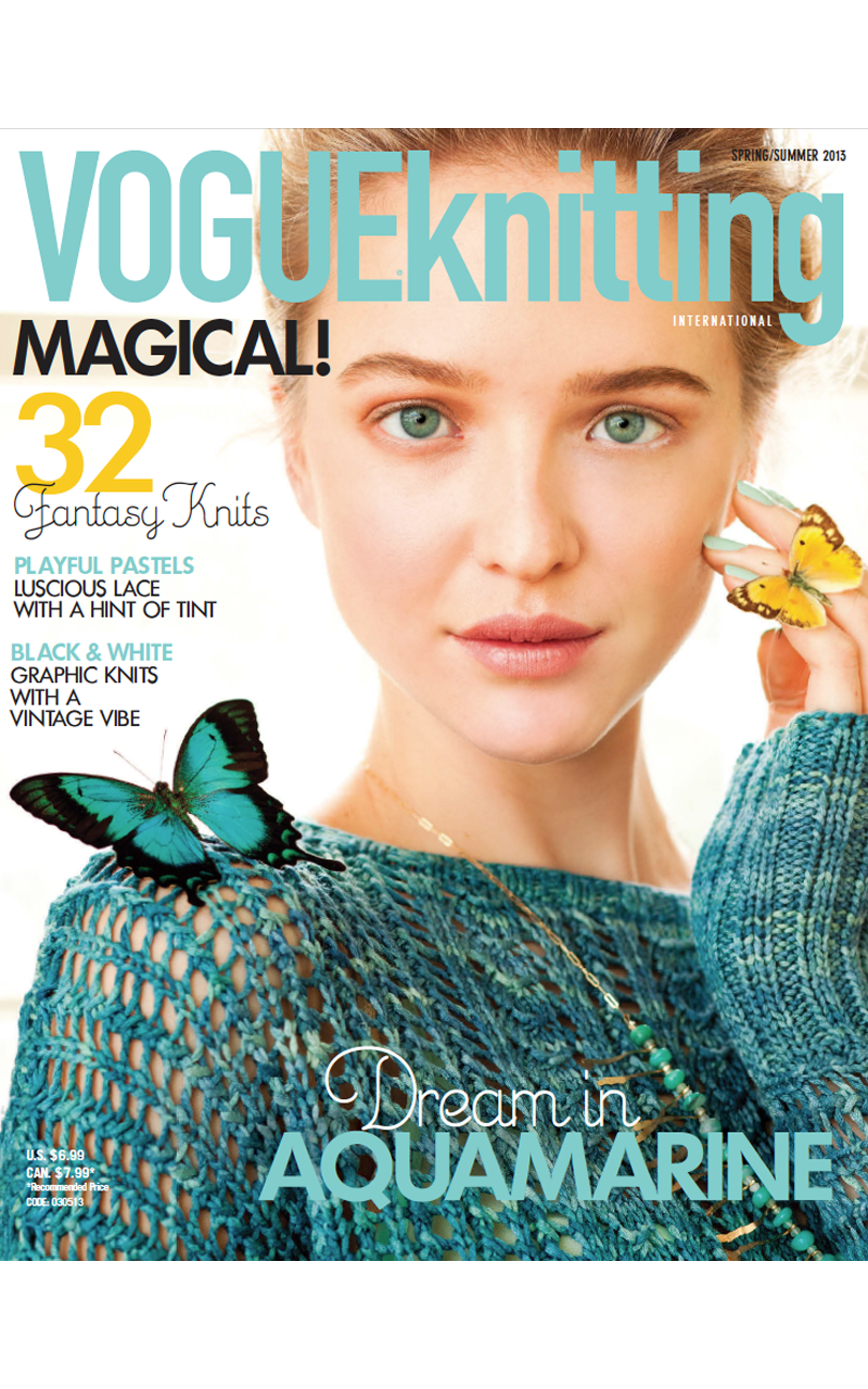 Knitting Magazines List : Vogue knitting magazine amazon appstore for android