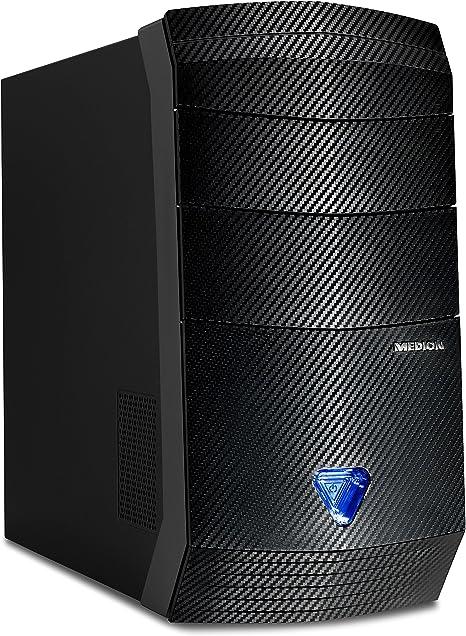 MEDION ERAZER P4609 D - Ordenador de sobremesa (Intel Core i7-7700 ...