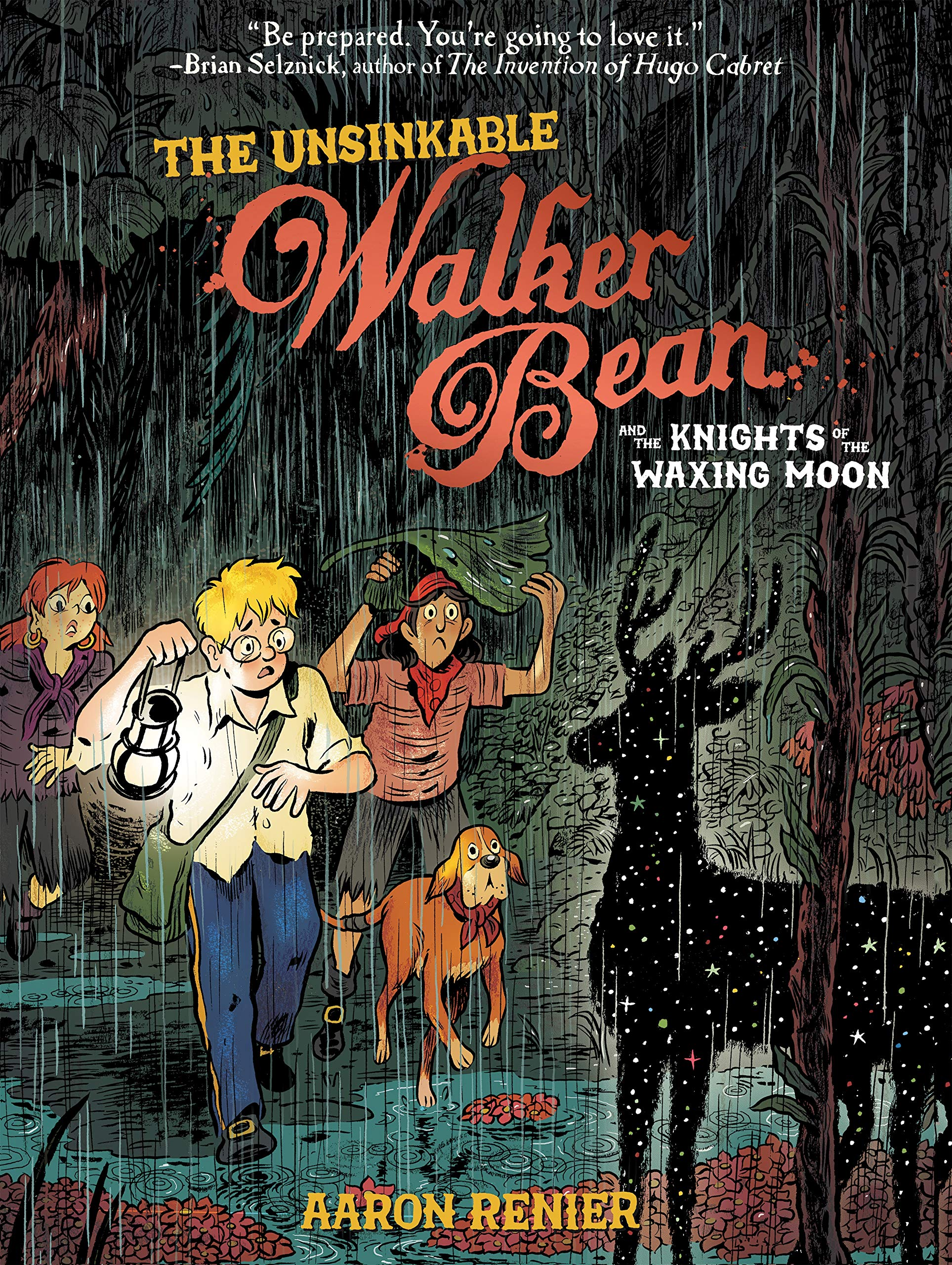 Amazon.com: The Unsinkable Walker Bean and the Knights of the Waxing Moon  (9781596435056): Renier, Aaron: Books