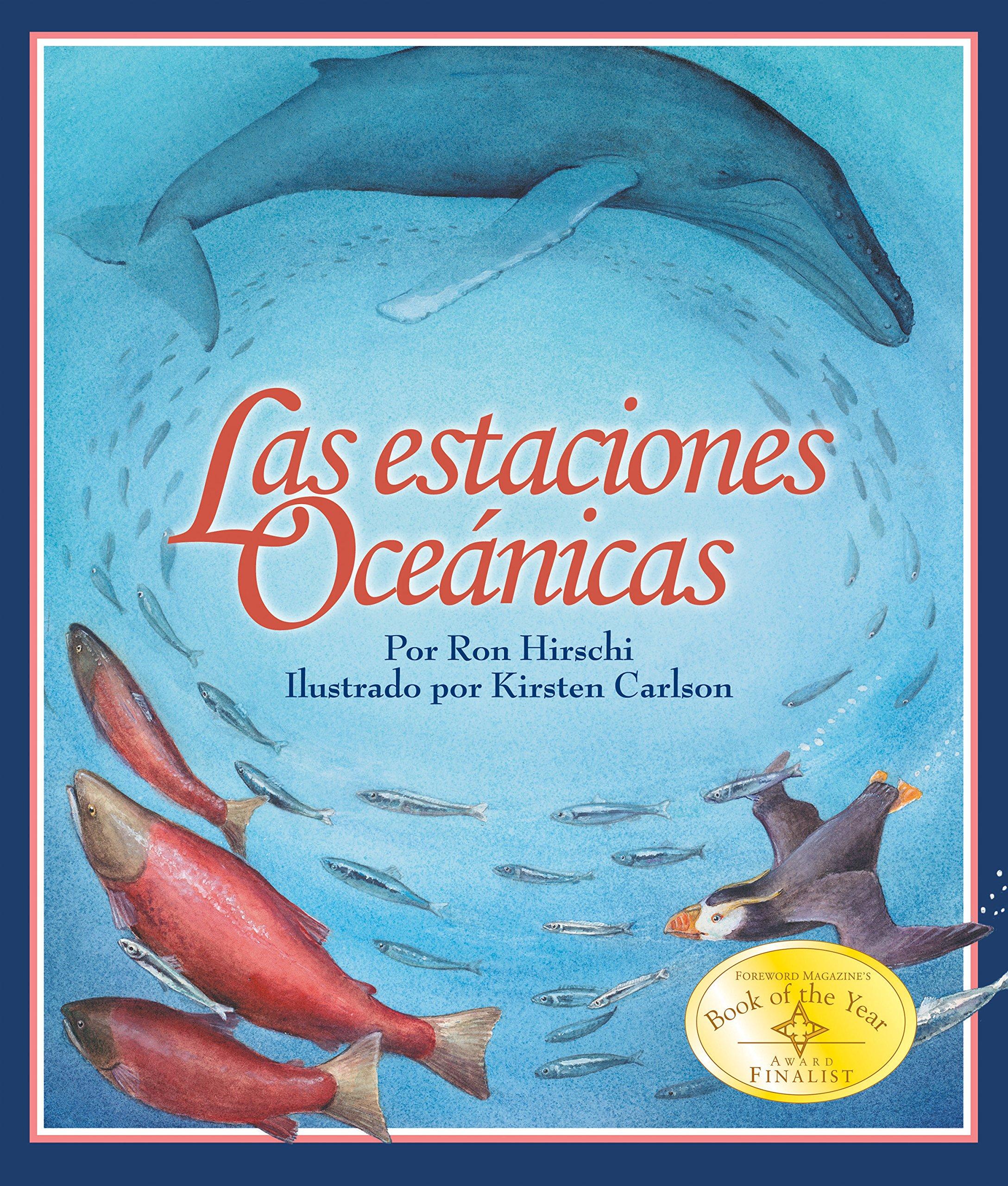 Las Estaciones Oceanicas (Arbordale Collection): Amazon.es ...