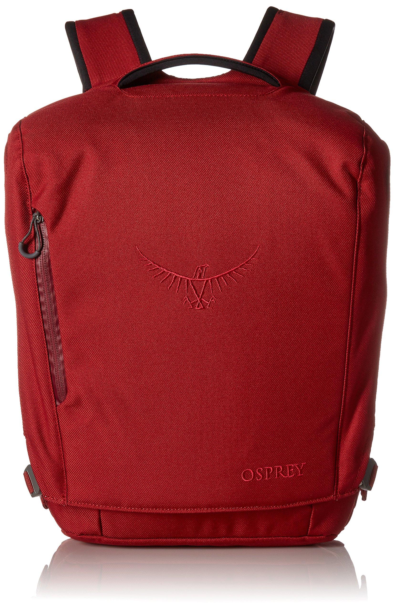 Osprey Packs Pixel Port Daypack, Pinot Red