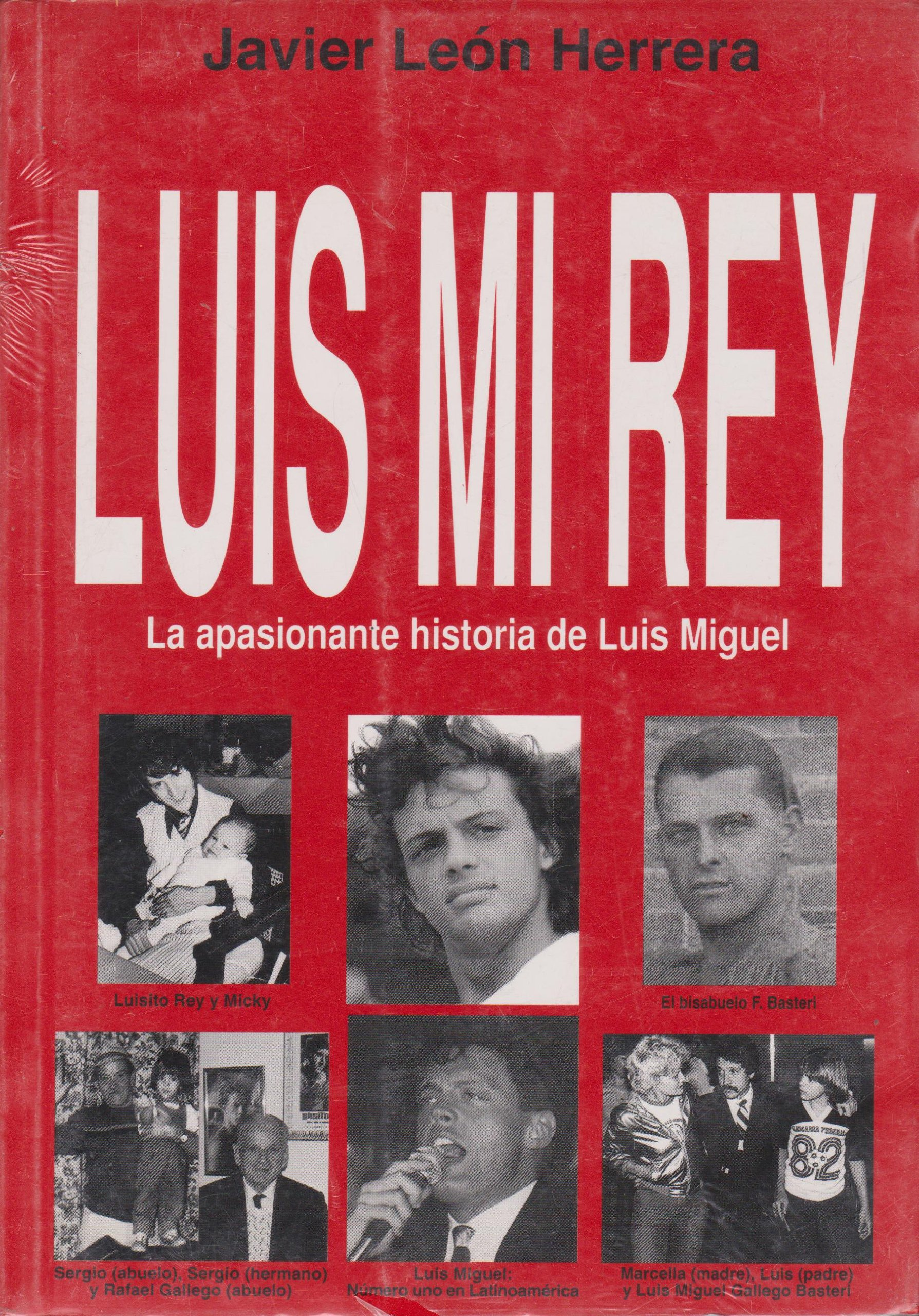 Luis Mi Rey/Luis, My King: LA Apasionante Historia De Luis Miguel/the Exciting Life of Luis Miguel by Brand: Josephine Powers