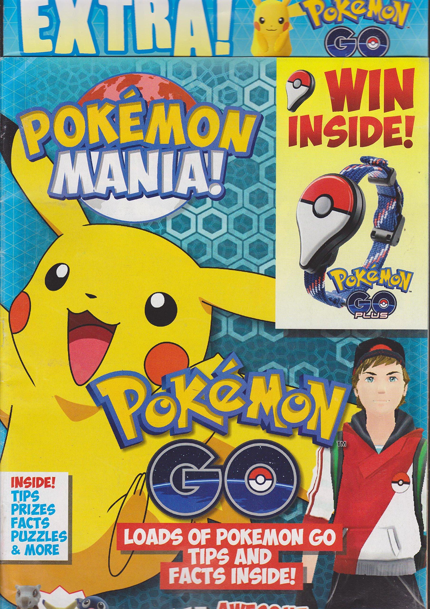 Download Pokemon Mania Magazine Issue 1 PDF